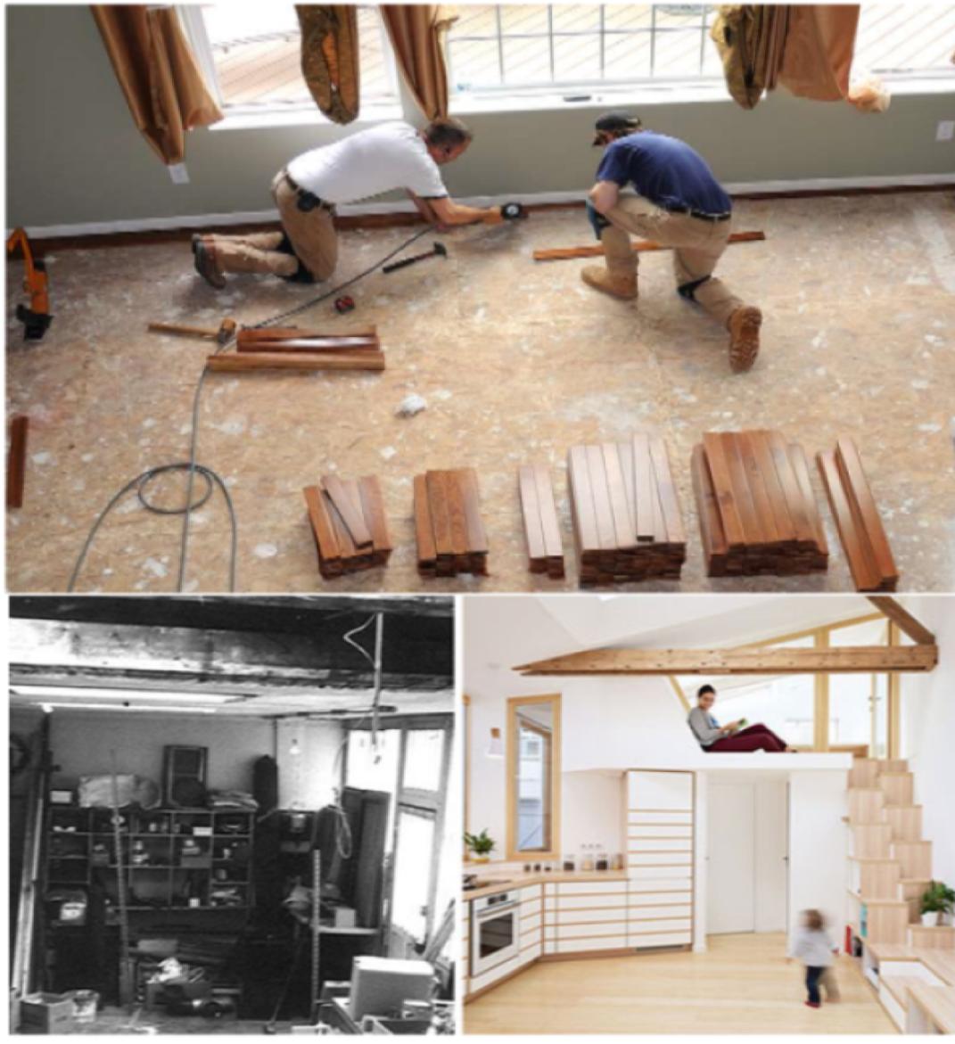 بازسازی آپارتمان در اصفهان با سپهر عمران