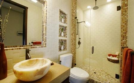 بازسازی سرویس بهداشتی و حمام