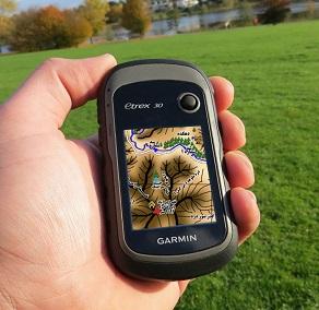 خدمات نقشه برداری با دستگاه GPS