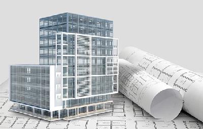 نقشه برداری ساختمان