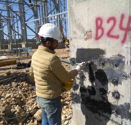 مقاوم سازی با frb در اصفهان